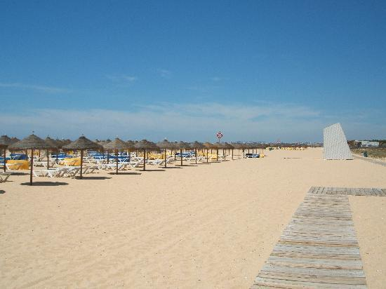 Falesia Beach, Vilamoura - Picture of Oasis Village ...