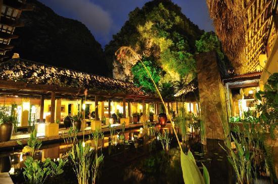 The Banjaran Hotsprings Retreat: Lobby