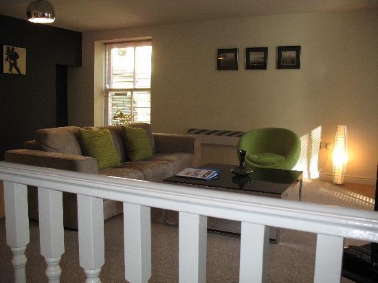 Rasmus Living Luxury Apartments : Lounge
