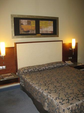 Elba Almeria Hotel: Detalle Habitación