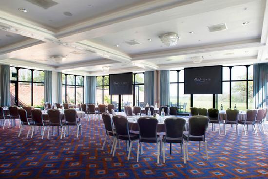 Rookery Hall Hotel & Spa: Worleston Suite