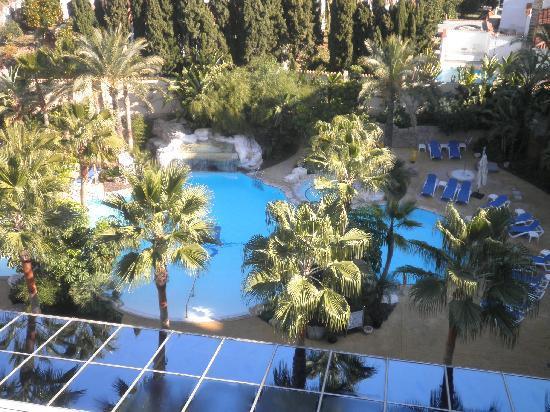 Albir Playa Hotel & Spa: desde la habitació
