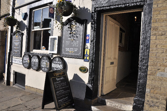 The Woolly Sheep Inn: A warm welcome