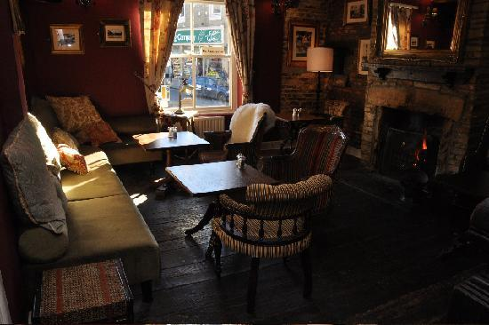 The Woolly Sheep Inn: Comfortable surroundings
