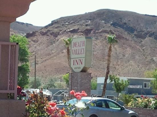 Death Valley Inn: View