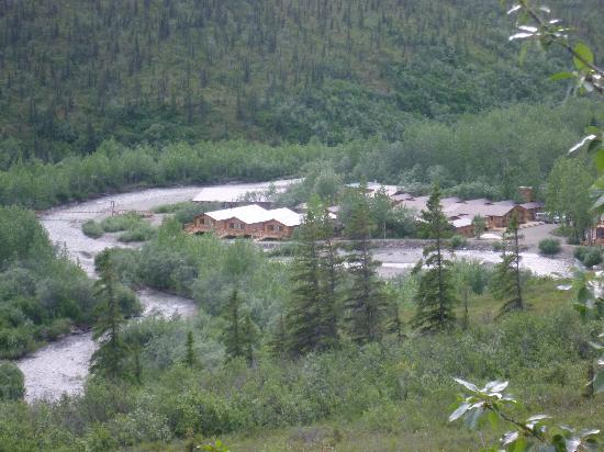Denali Backcountry Lodge: This is where you will be staying