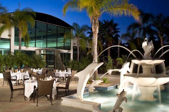 Four Points by Sheraton San Diego: Pavilion Patio