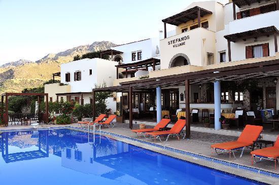 Stefanos Village Hotel: Stefanos Village