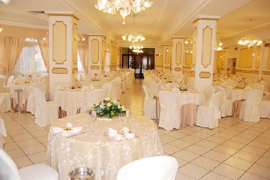 Hotel Le Rocce: Sala Pranzo Amalfi