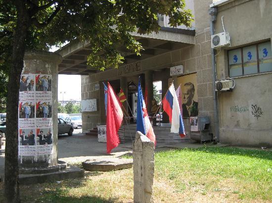 Hotel Aristocrat & Fish Restaurant : Remembering Marshall Tito