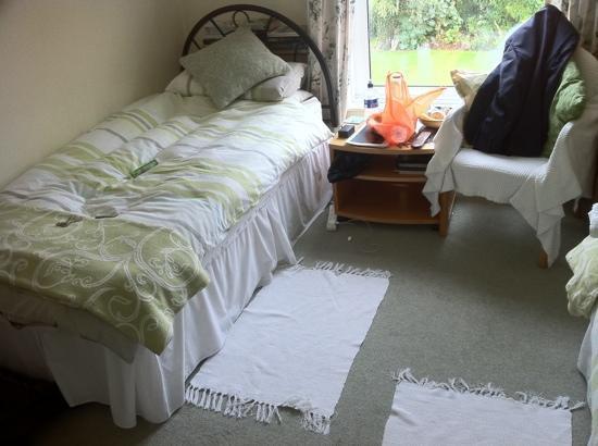 Ringlands House: bedroom