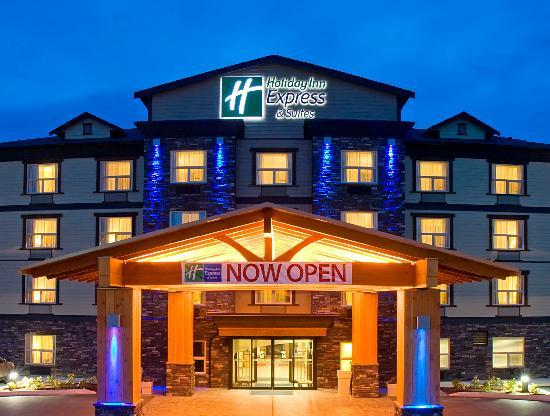 Holiday Inn Express Hotel & Suites Courtenay Comox Valley SW: Holiday Inn Express & Suites, Comox Valley
