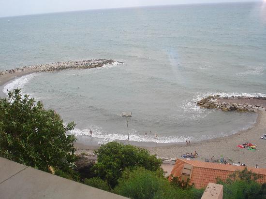 Playabonita Hotel : Vista de la playa