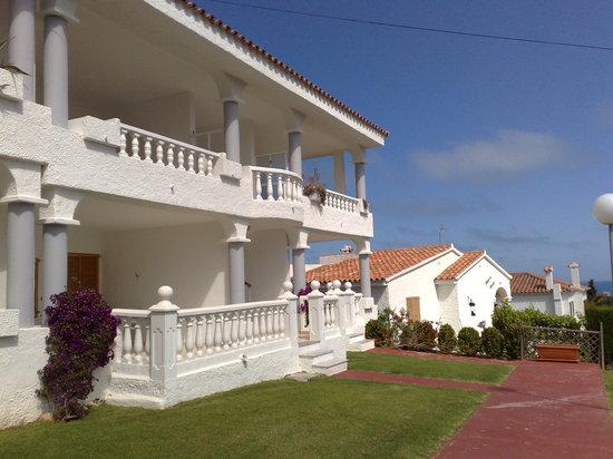 Apartamentos Palma Blanca: vista de entrada