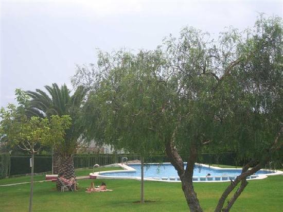 Apartamentos Palma Blanca: piscina