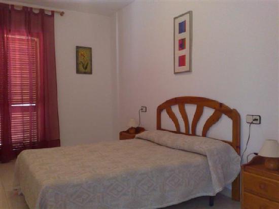 Apartamentos Palma Blanca: habitacion matrimonio
