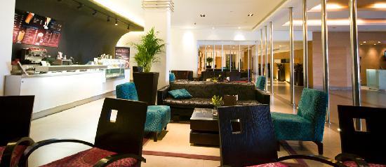 Amman Airport Hotel: Ristretto Café