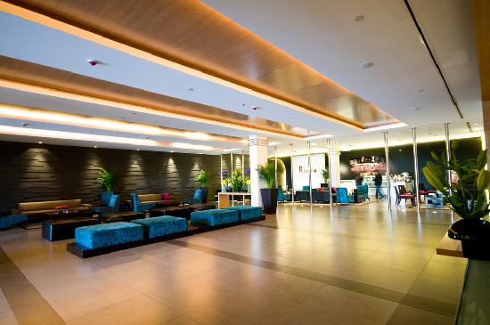 Amman Airport Hotel: Lobby