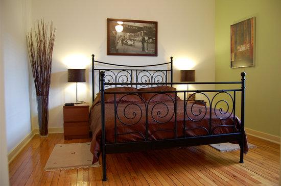 lofts@920: One-Bedroom Suite