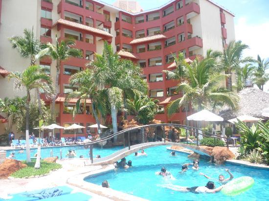 Luna Palace Hotel / Suites: El hotel