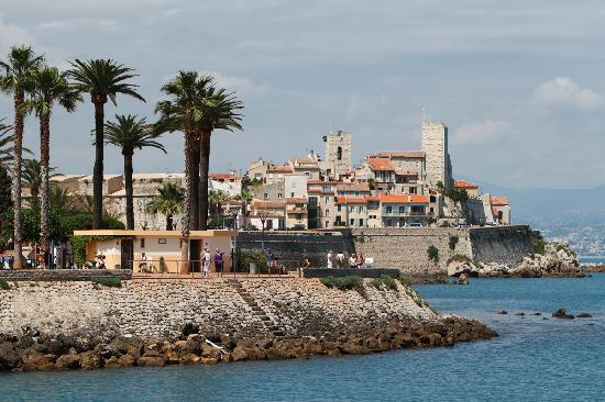 Royal Antibes Hotel, Residence, Beach & Spa: Antibes, old City