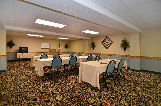 Comfort Inn at Thousand Hills: Meeting Room