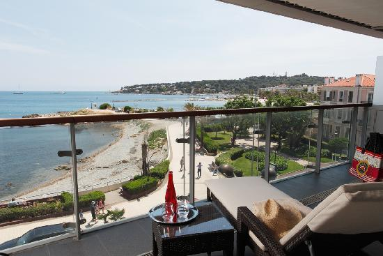 Royal Antibes Hotel, Residence, Beach & Spa: Suite or Apartment Terrace