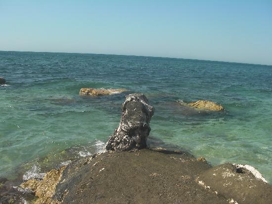 Riva del Sole Hotel & Residence : riva del sole beach 1