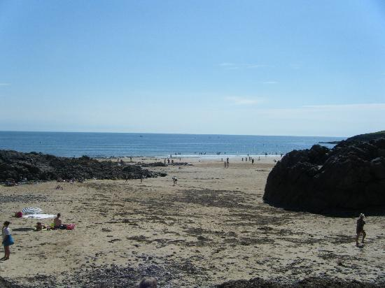 Langland Road B&B : A view from the nearby beach