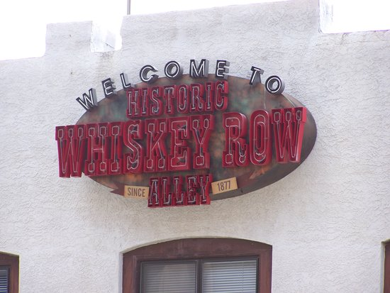 ‪Whiskey Row‬