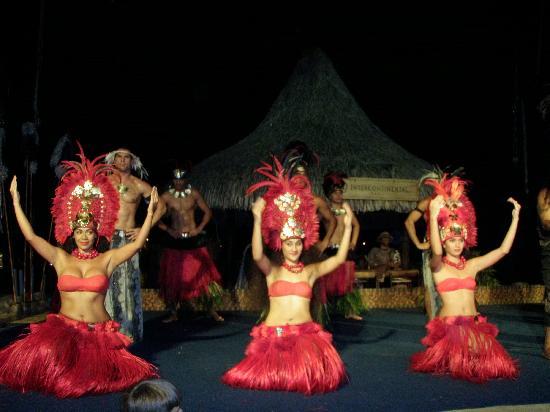 InterContinental Tahiti Resort & Spa: Friday night show