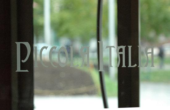 Piccola Italia ristorante : PiccolaItalia