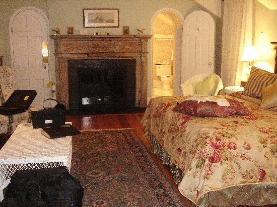 Ste. Anne's Spa : Wicker Room