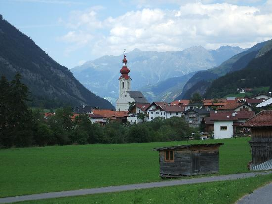 Edelweiss: Village of Pfunds