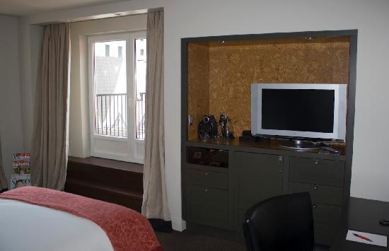 Auberge Saint-Antoine : The room