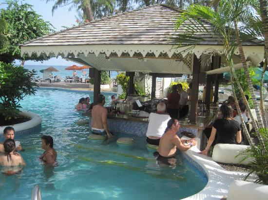 Bougainvillea Barbados Swim Up Bar
