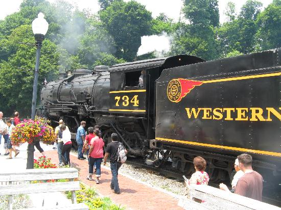 Western Maryland Scenic Railroad照片