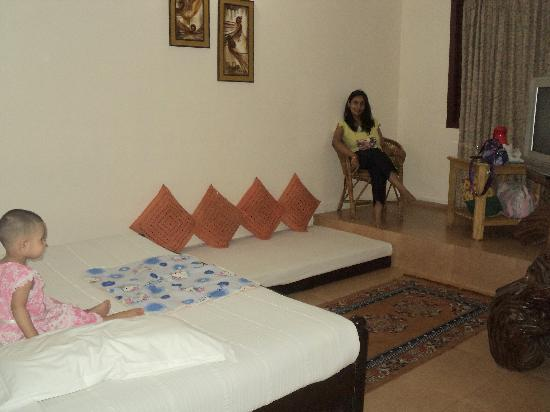 Las Palmas Munnar: The room