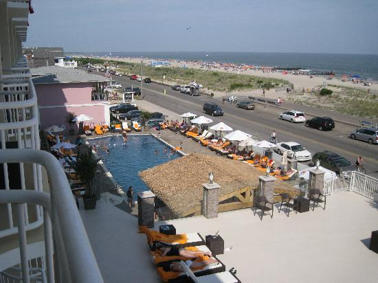 Ocean Club Hotel : View