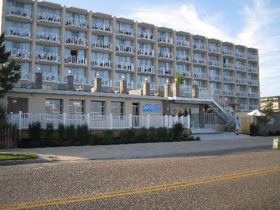 Ocean Club Hotel: Front
