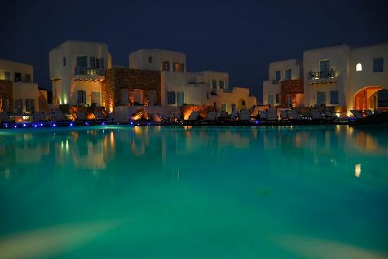 Chora Resort Hotel and Spa: Hotel pool