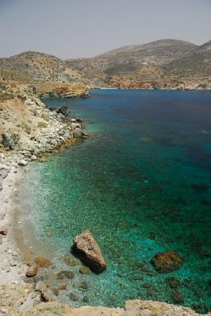 Chora Resort Hotel and Spa: beach
