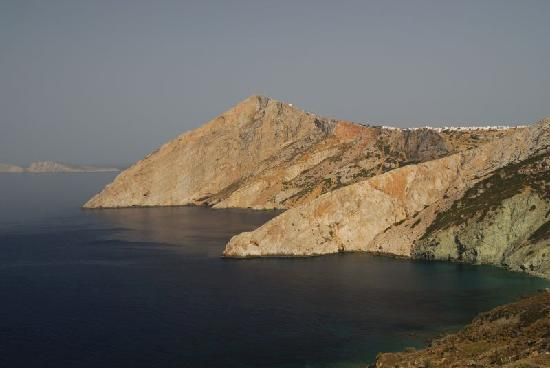 Chora Resort Hotel and Spa: Xora of Folegandros