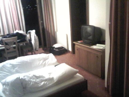 Hotel Bellevue: Zimmer