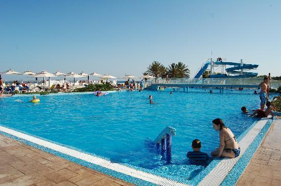 Samira Club: la piscine