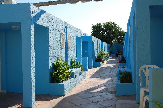 Samira Club: le bloc bleu B