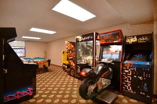 Comfort Inn & Suites: Game Room