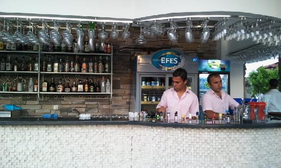 Bistro 2000 Restaurant Kumköy Side