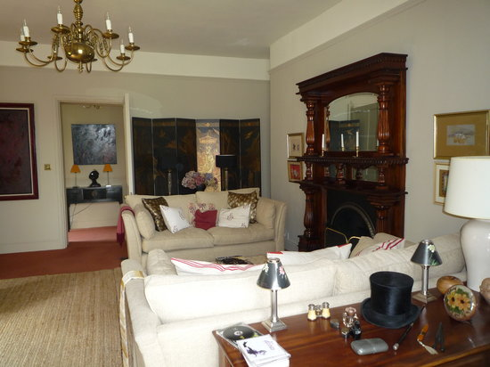Coedmor Self catering Holiday Cottages: Guests Sitting Room