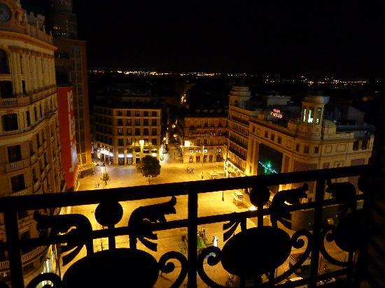 Hostal Granvia 44: The view